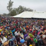 Mnangagwa Gathers Tens Of Thousands In Violation Of Own Covid Rules