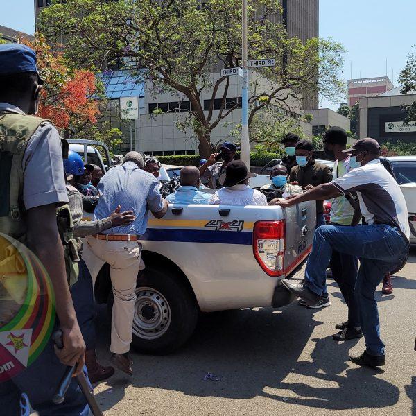 Raging War Vets Blast Mnangagwa