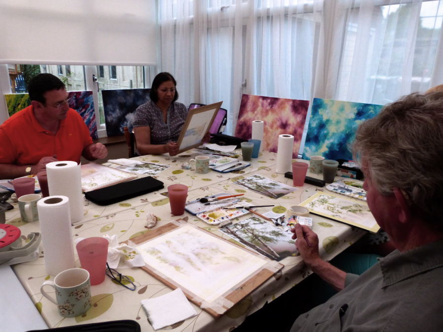 Watercolour Course – Tuesday 24th September 2019 (Afternoon)
