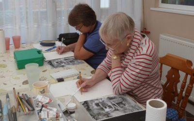 Watercolour Course – Monday 6th January 2020 (Afternoon)