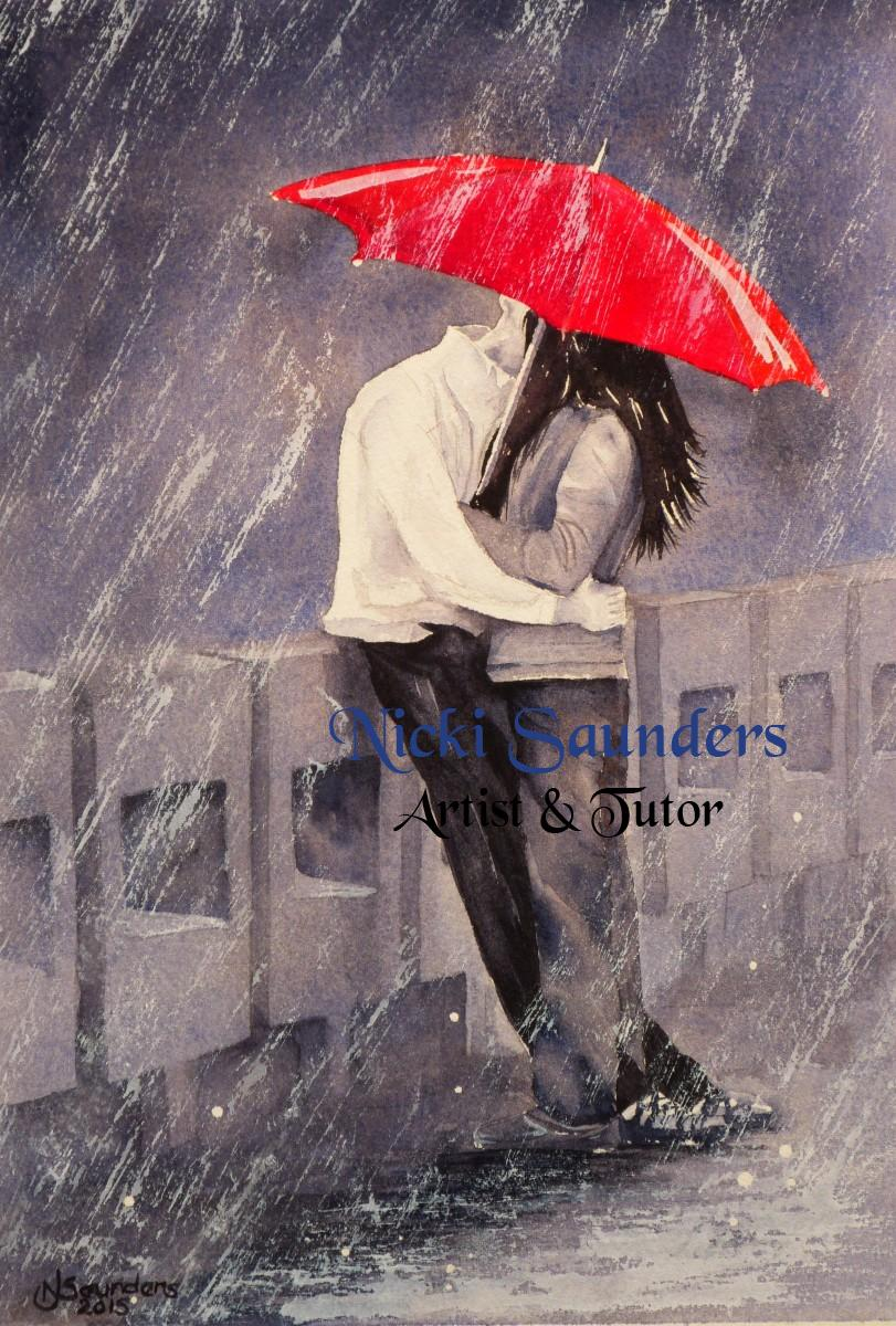 Opinion you kissing in the rain can