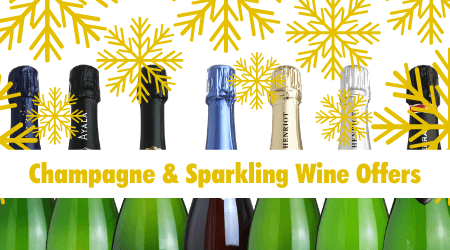 Christmas Sparkling Wine Offers