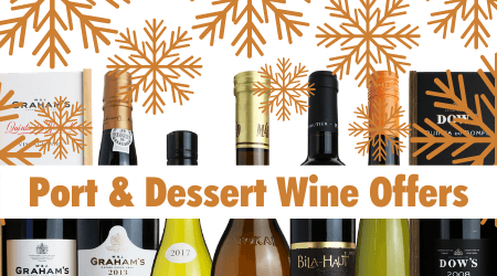 Christmas Fortified Wine Offers