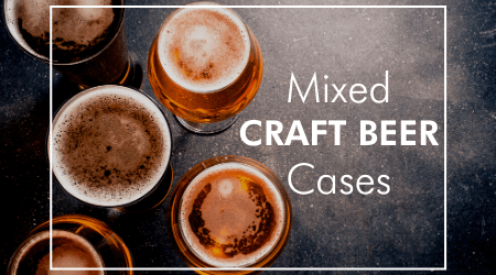 Mixed Craft Beer Cases