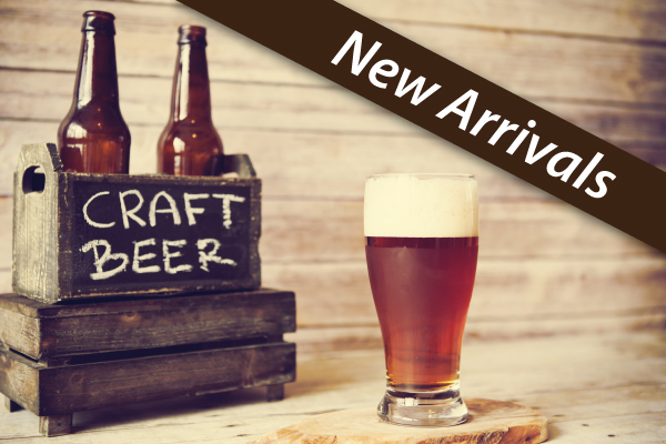 Craft Beer New Arrivals