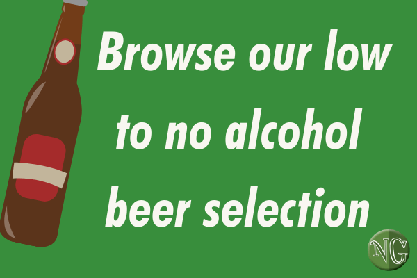 Low & Alcohol Free Beer