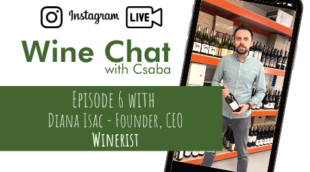 Wine Chat with Csaba
