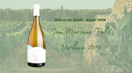 Wine of the Month - Aug
