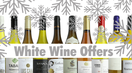 Christmas White Wine Offers