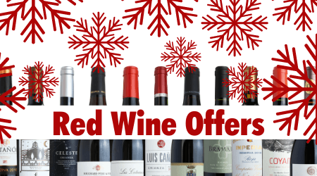 Christmas Red Wine Offers