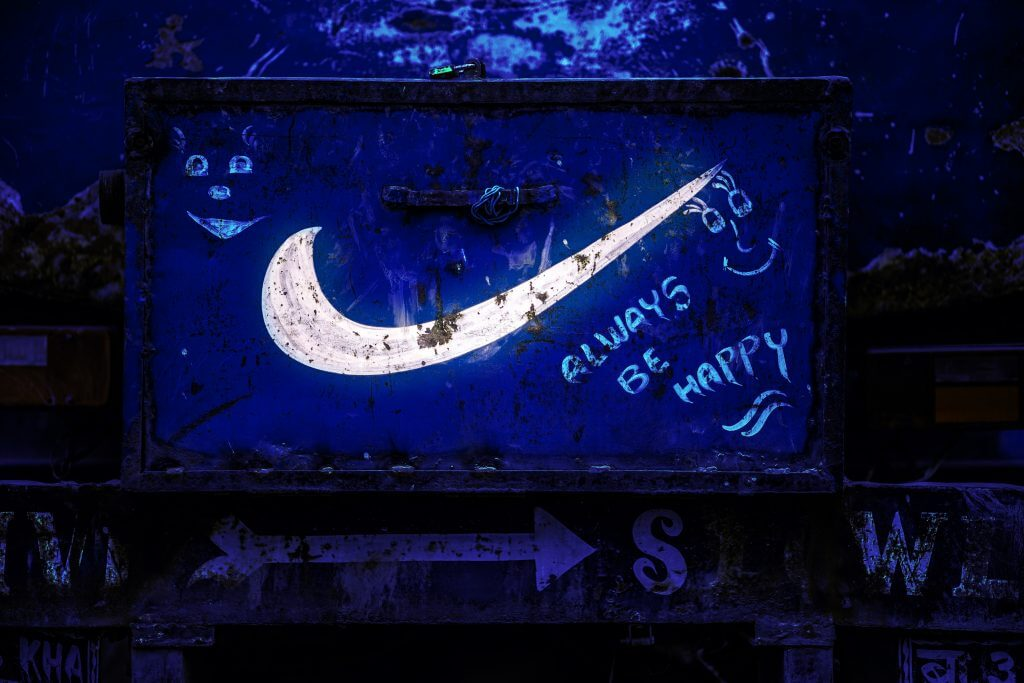 Advertising Design - Nike Brand