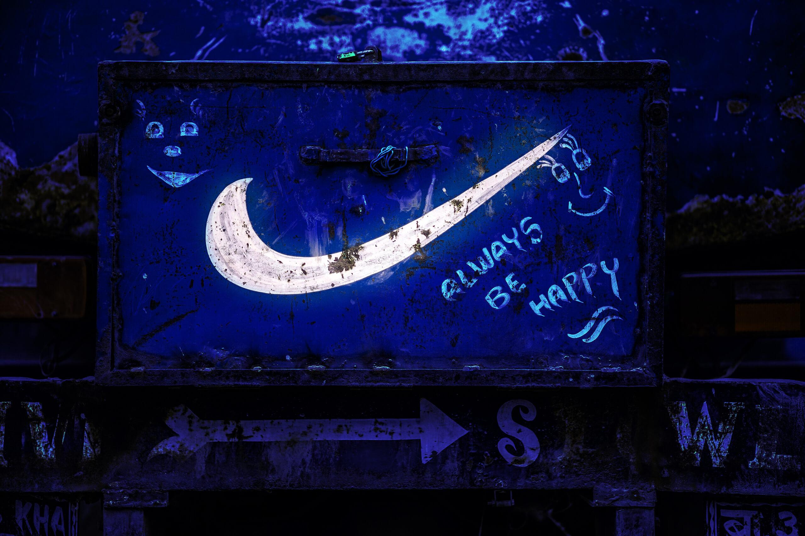 Creative Design - Nike Brand