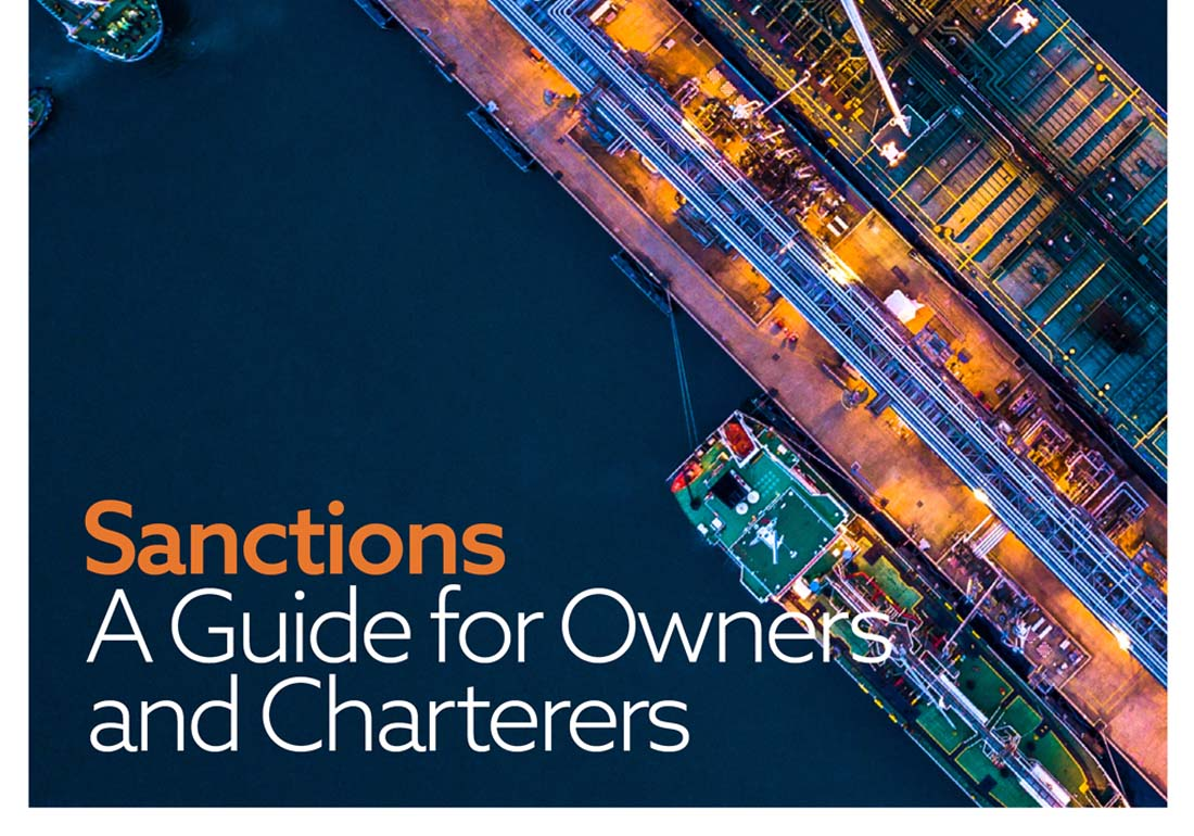 Sanctions: A Guide for Owners and Charterers