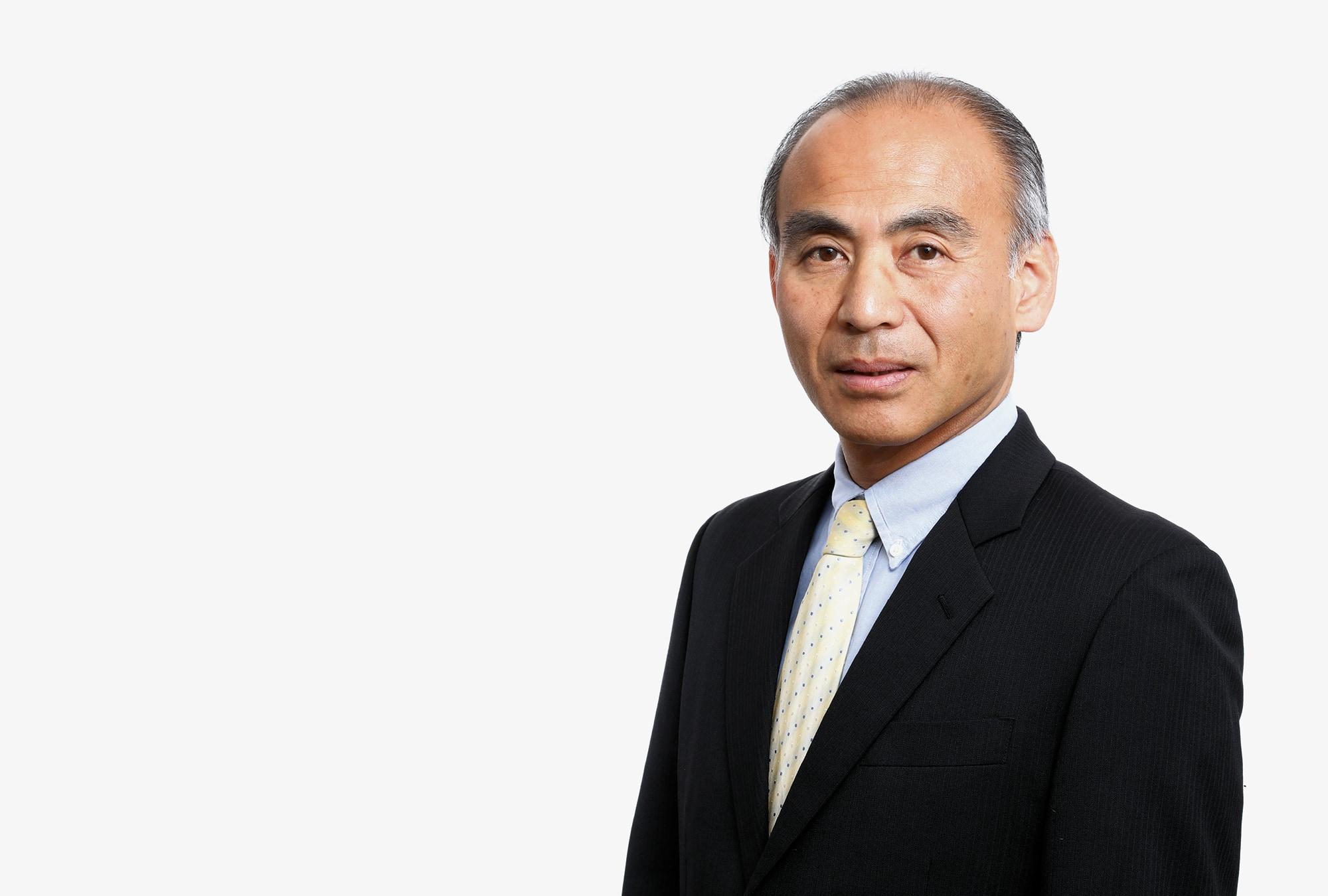 Yoshinori Hashimura