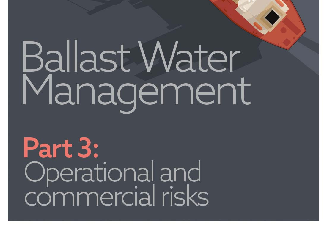 Ballast Water Management - Part 3