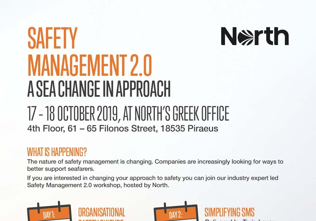 Safety Management 2.0 flyer