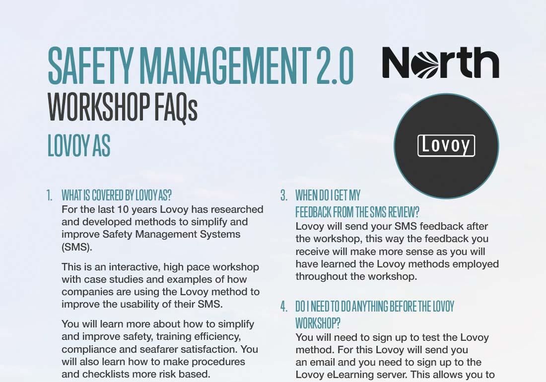 Safety Management 2.0 FAQ - Amsterdam