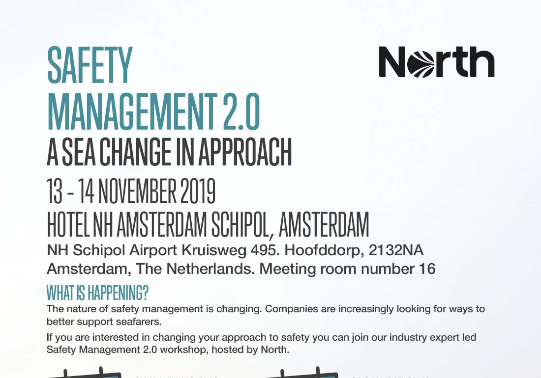 Safety Management 2.0 flyer - Amsterdam