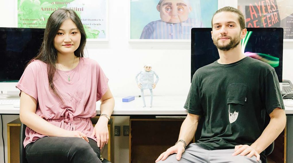 Jiani Zhao and Emanuele Romano
