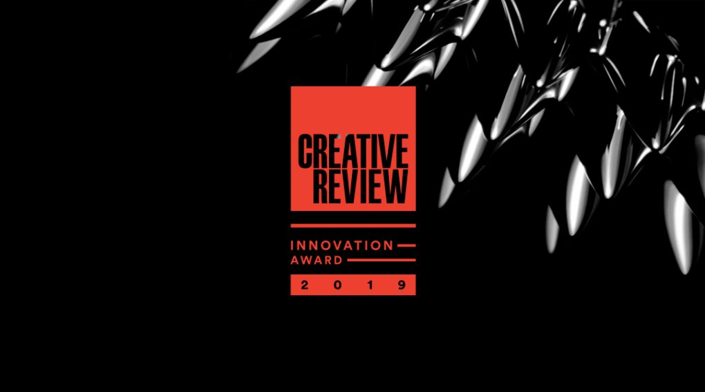 Creative Review Innovation Award