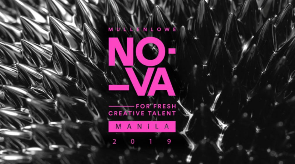 Introducing the MullenLowe NOVA Awards Manila