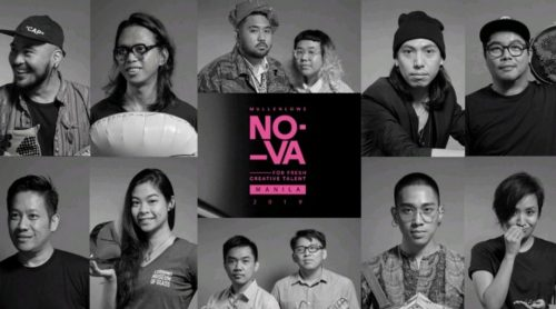 MullenLowe NOVA Awards Manila Shortlist