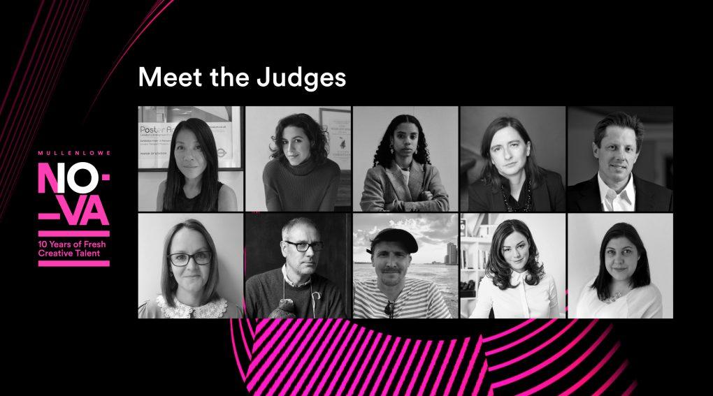 Introducing The 2021 MullenLowe NOVA Awards Judges