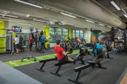 Sunbury Technogym fitness equipment