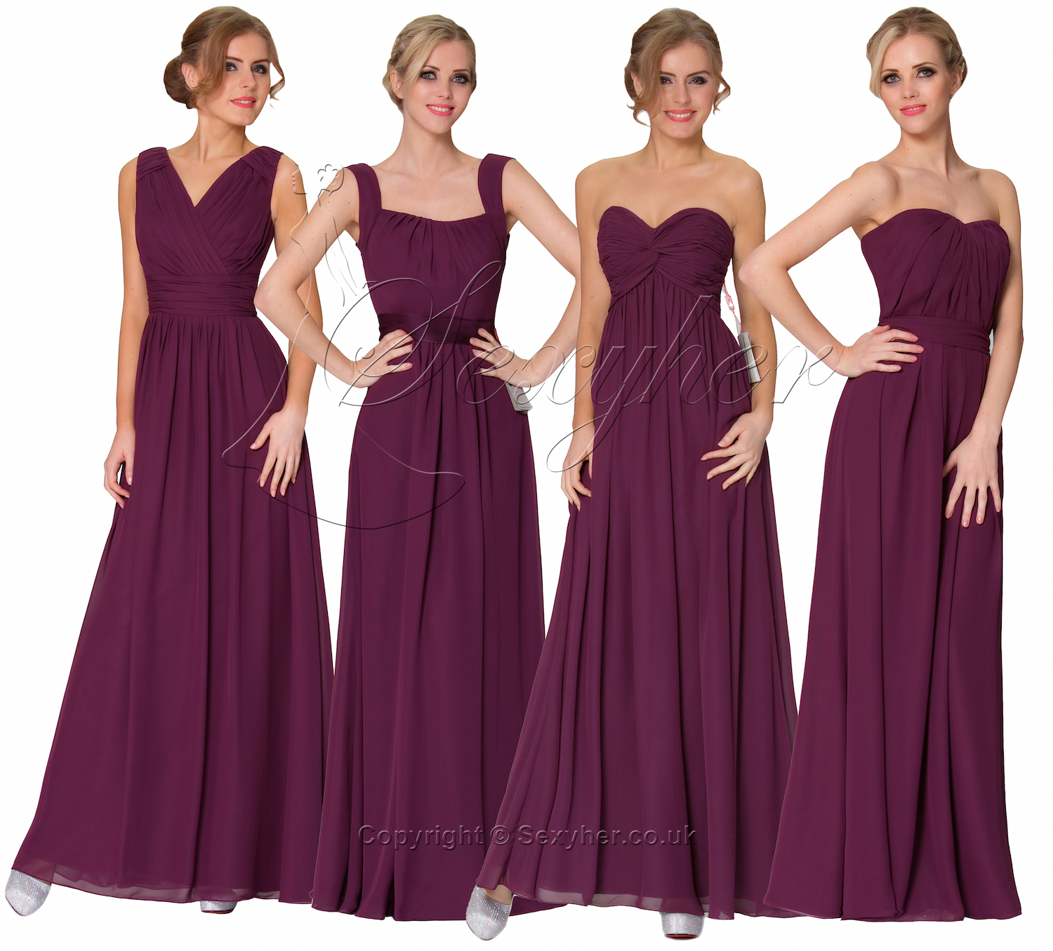 3aeaa813b4a Tips for ordering your bridesmaid dresses from Sexyher