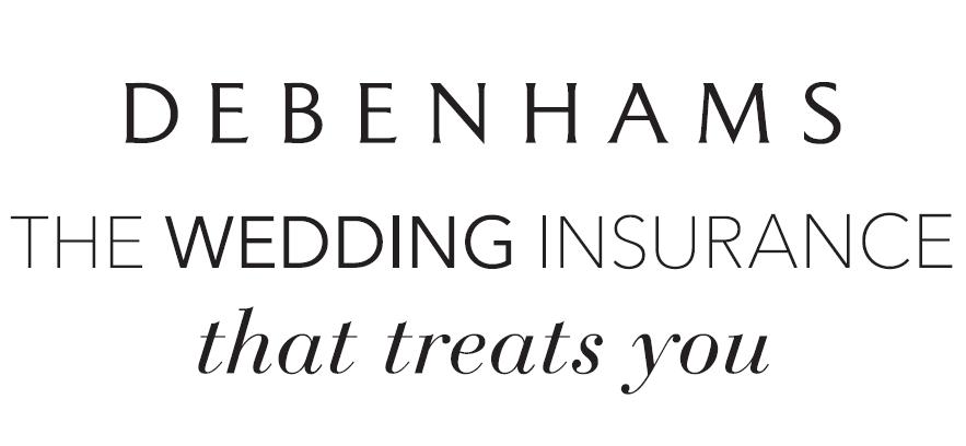 Wedding Insurance Top Tips With Debenhams