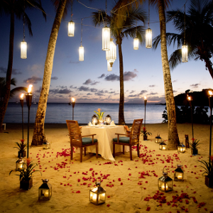 Honeymoon suppliers