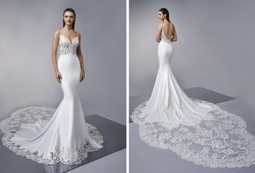 Wedding Dress Of The Year 2018