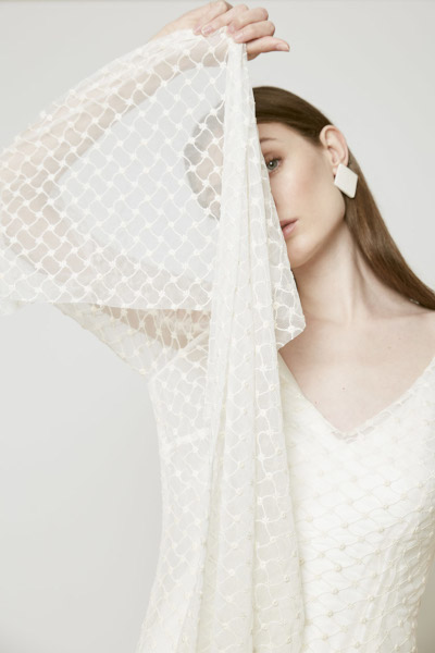 Bridalwear sleeves