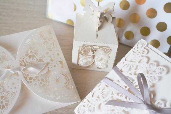 Wedding stationery invitations