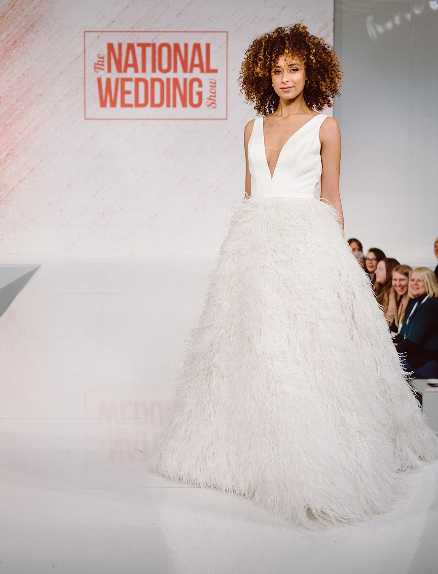 Our Favourite Bridalwear Catwalk Moments And Trends Spring 2019