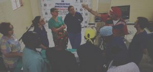 The Society of Anaesthetists of Zambia