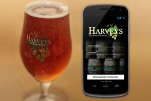 Beer Finder App With a Beer