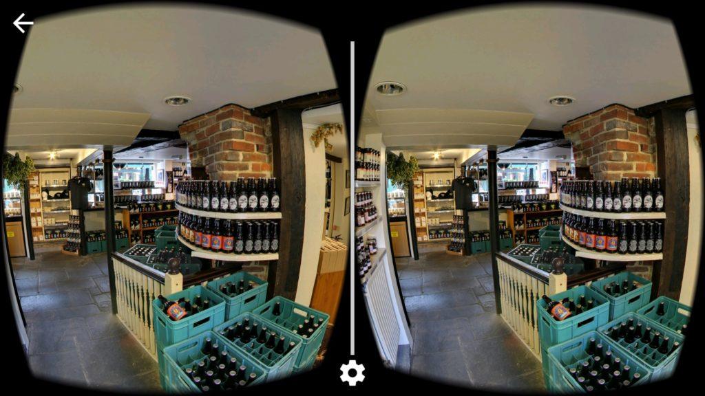 Harveys Shop Tour VR Edition!