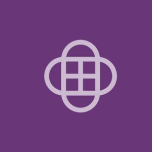 Capsule eLearning app logo on a purple background