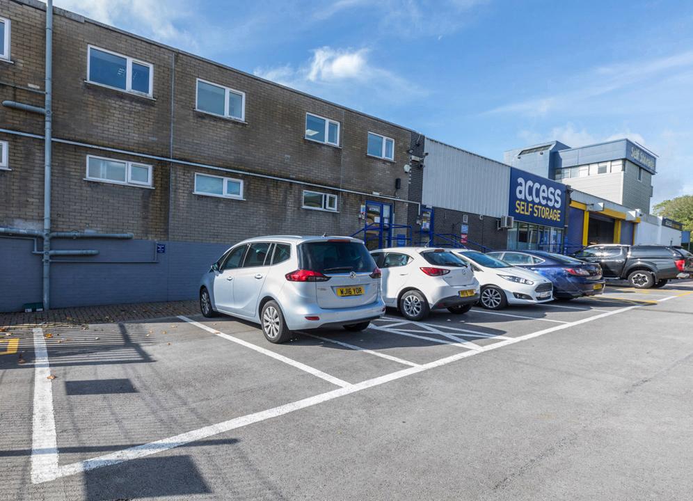 Access Office Suites - Slington House - Rankine Road, RG2 - Basingstoke