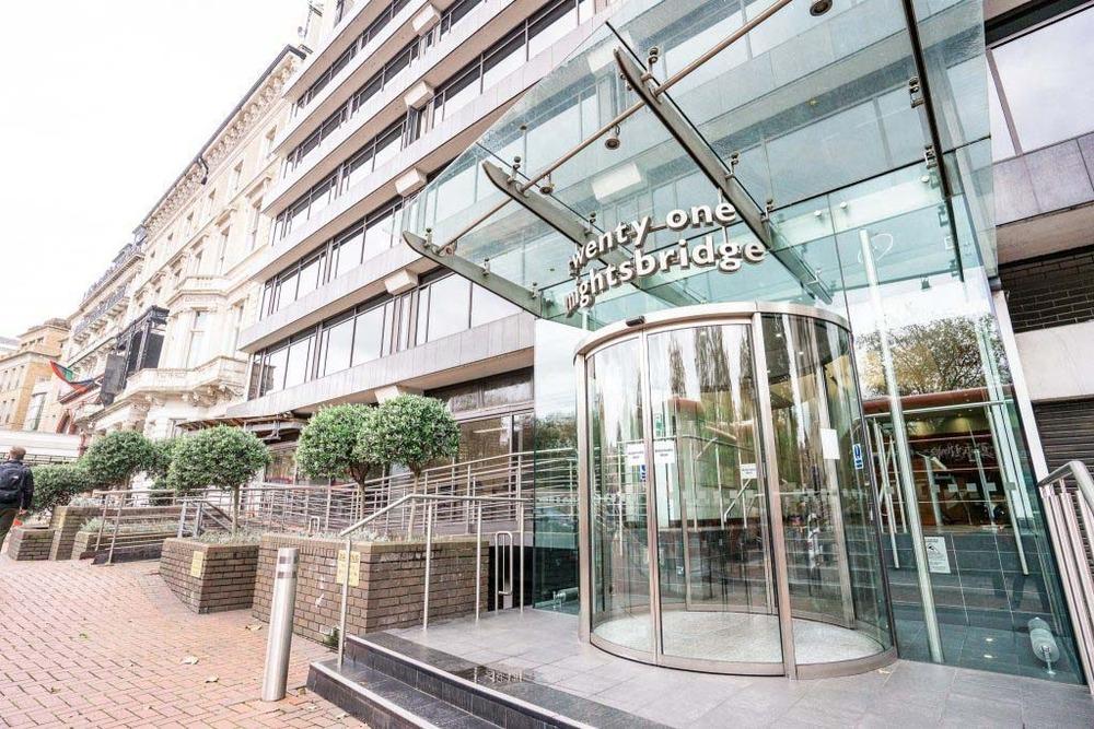 Brunel Offices - 21 Knightsbridge, SW1 - Hyde Park / Knightsbridge