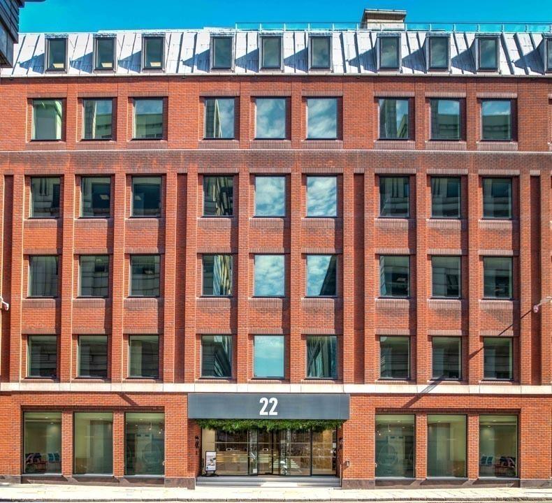 Office Space in Town - 22 Tudor Street, EC4 - Blackfriars