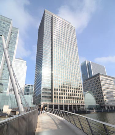 Servcorp - 40 Bank Street, E14 - Canary Wharf (private, co-working)