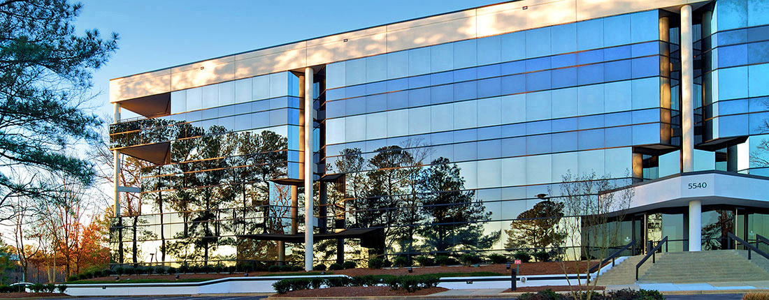 Turnkey Offices - 5540 Centerview Drive - Raleigh - NC