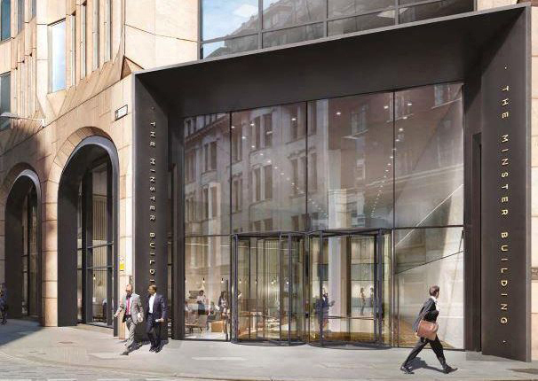 Spaces - (Regus) - Monument - The Minster Building - Great Tower Street - London - EC3R