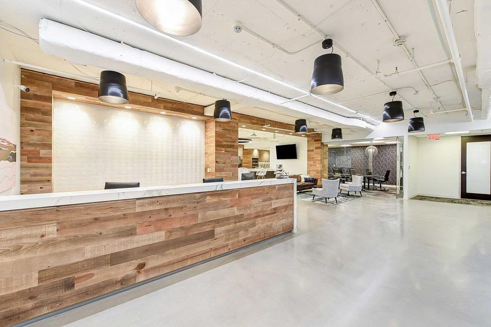Premier Workspaces - DC2 - Washington - DC - L Street N.W.