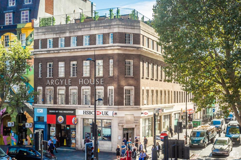 AW Offices - Argyle House, 29-31 Euston Road, NW1 - Kings Cross