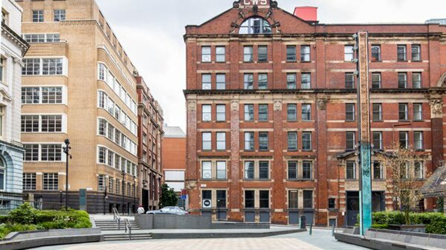 wework - The Hanover Building - Corporation Street, M60 Manchester