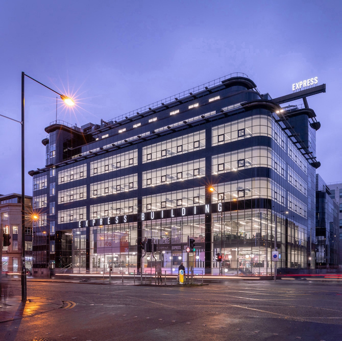 Huckletree - Express Building – 3 George Leigh St, M4 - Ancoats - Manchester (Creative, Tech and Media workspace)