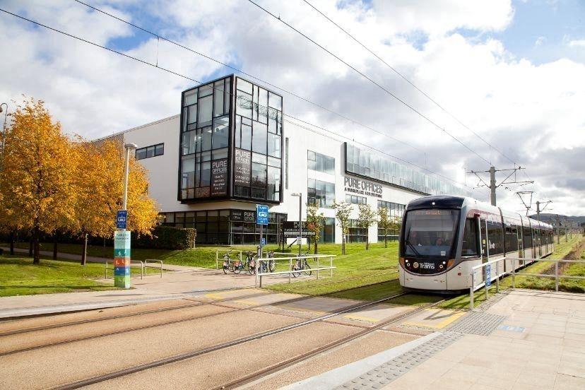 Pure Offices - 4-5 Lochside Way - Edinburgh Park, EH12 - South Gyle - Edinburgh (Opens September 2020)
